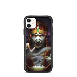 """iPhone case """"Raising the Day"""" by JeffLeeJohnson"""