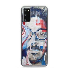 """Samsung Case """"Hey Oncley"""" by MikeOncley"""