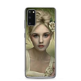 "Samsung Case ""Colibries"" by ElenaDudina"