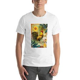 "T-Shirt ""Farm Days"" by phatpuppyart-studios"