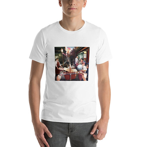 """T-Shirt """"Rue The Day"""" by JeffLeeJohnson"""