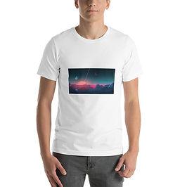 """T-Shirt """"Under the Strange Horizon"""" by JoeyJazz"""