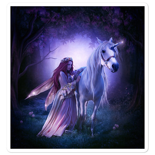 "Stickers ""Unicorn"" by ElenaDudina"