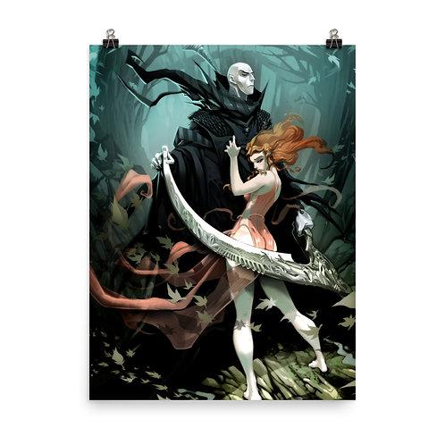 """Poster """"Thanatos"""" by el-grimlock"""