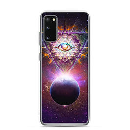"Samsung Case ""Cosmic Eye"" by Lilyas"