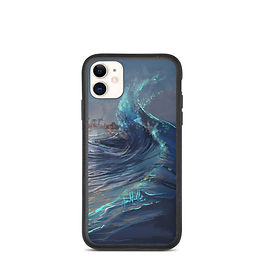 """iPhone case """"Pismo Beach"""" by chateaugrief"""