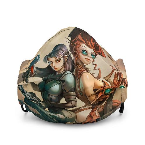"Mask ""Fantasy and Sci-Fi"" by el-grimlock"
