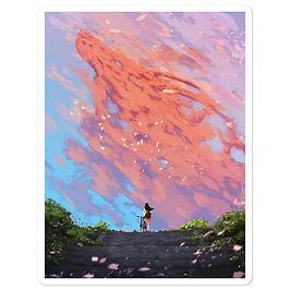"""Stickers """"Remember Chihiro"""" by Anatofinnstark"""