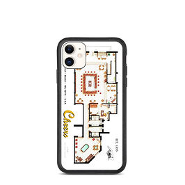 """iPhone case """"Cheers"""" by NikNeuk"""