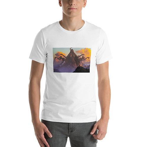 "T-Shirt ""The King's Journey"" by Anatofinnstark"