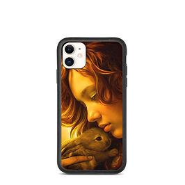 "iPhone case ""Tender Hands"" by ElenaDudina"