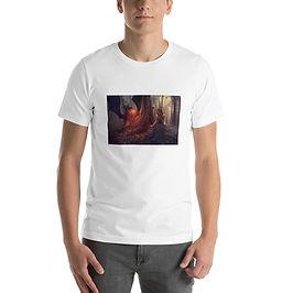 "T-Shirt ""The Dragon Tamer"" by phatpuppyart-studios"