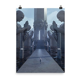 "Poster ""Explorer"" by thebakaarts"