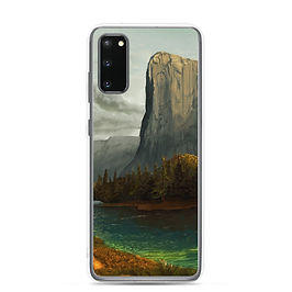 "Samsung Case ""El Capitan 2"" by chateaugrief"