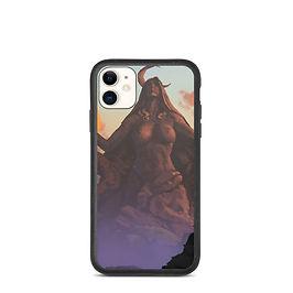 "iPhone case ""The King's Journey"" by Anatofinnstark"