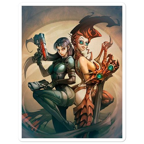 """Stickers """"Fantasy and Sci-Fi"""" by el-grimlock"""