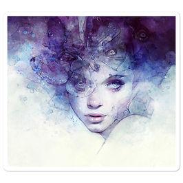 "Stickers ""Aeriel"" by Escume"