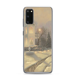 """Samsung Case """"Jamestown Victorian"""" by chateaugrief"""