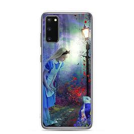 "Samsung Case ""Back to Wonderland"" by phatpuppyart-studios"