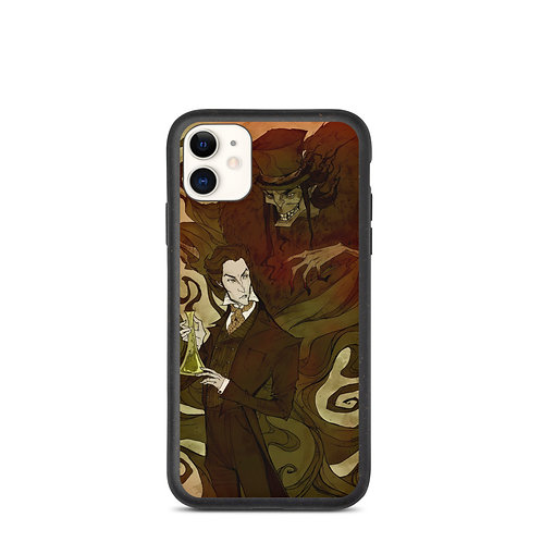 """iPhone case """"Jekyll and Hyde"""" by AbigailLarson"""