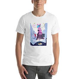 "T-Shirt ""Mona"" by Elsevilla"