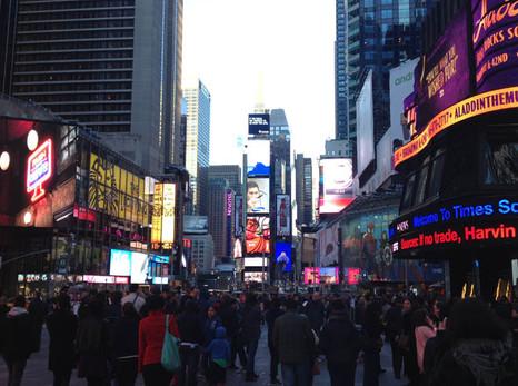Samsung Times Square