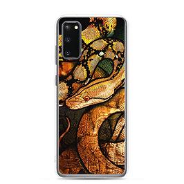 "Samsung Case ""Reticulated Python"" by Culpeo-Fox"