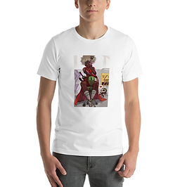 "T-Shirt ""Bonnie Chair"" by Elsevilla"