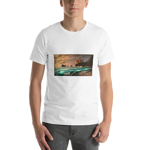 """T-Shirt """"Cliff House"""" by chateaugrief"""