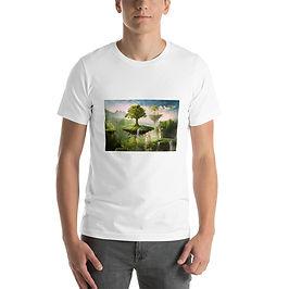 "T-Shirt ""Floating Islands"" by ElenaDudina"