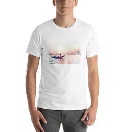 """T-Shirt """"Canale Grande Vinezia"""" by Takmaj"""