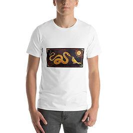 "T-Shirt ""Vestigio"" by Culpeo-Fox"