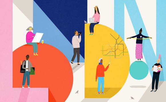 Living as a designer in London - AIGI