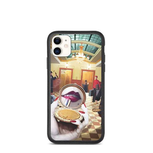 "iPhone case ""Grand International Hotel"" by JeffLeeJohnson"