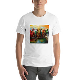 """T-Shirt """"Vancouver Sunrise"""" by LauraZee"""