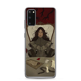 "Samsung Case ""Summoning"" by AbigailLarson"