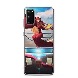 """Samsung Case """"Parnassus Unbound"""" by JeffLeeJohnson"""