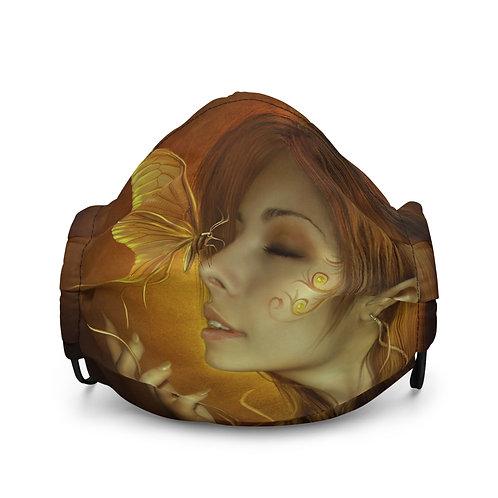 "Mask ""Mariposas"" by ElenaDudina"