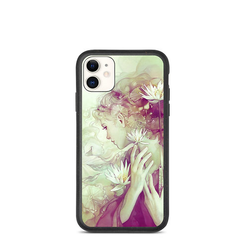 """iPhone case """"Pond"""" by Escume"""