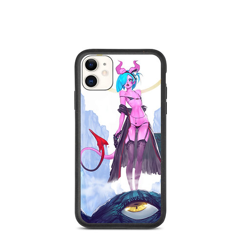 "iPhone case ""Mona"" by Elsevilla"