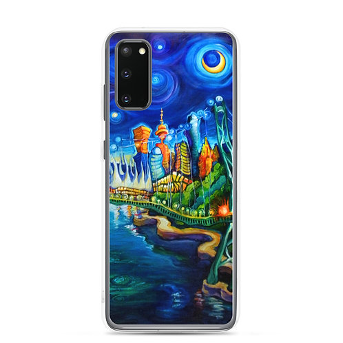 """Samsung Case """"Lions Gate Night Out"""" by LauraZee"""