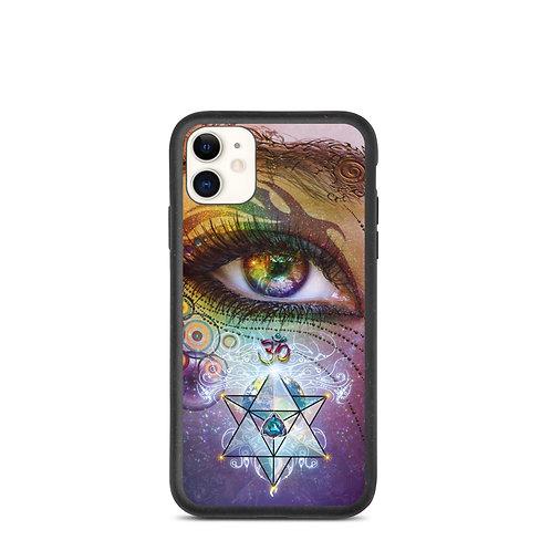 "iPhone case ""Rainbow Eye"" by Lilyas"