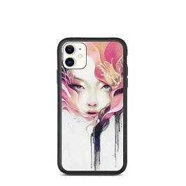 "iPhone case ""Bauhinia"" by Escume"
