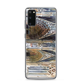 """Samsung Case """"Koin Cathedral"""" by Takmaj"""