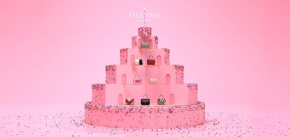 Valentino Garavani — Candy Stud Factory