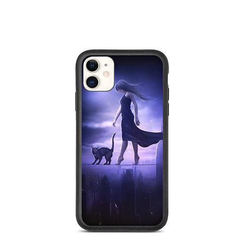 "iPhone case ""Sleepwalker"" by ElenaDudina"