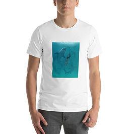 """T-Shirt """"Pearl Diver"""" by vashperado"""