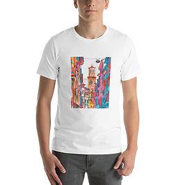 "T-Shirt ""Verona Street"" by Takmaj"