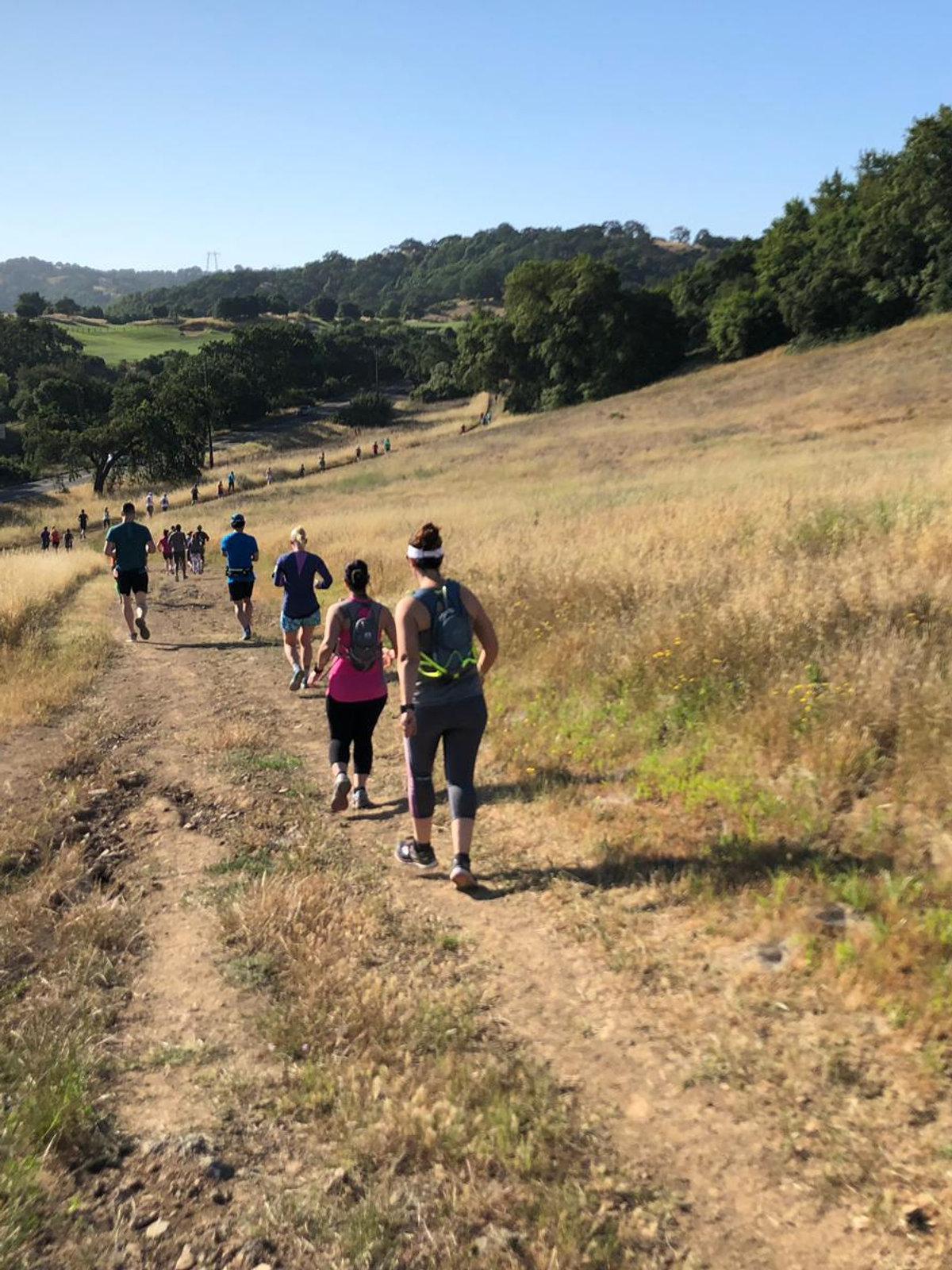 Palo Alto Morning Running Group
