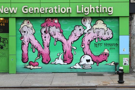 NYC, 2014